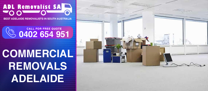 Commercial Removals Adelaide