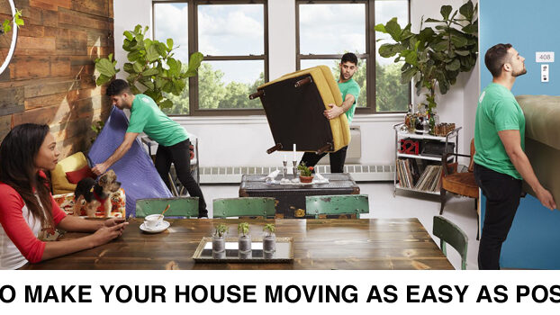 Tips to Make Your House Moving As Easy As Possible